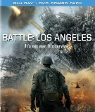 Battle: Los Angeles Blu-ray + DVD Combo Pack cover art -- click to buy from Amazon.com