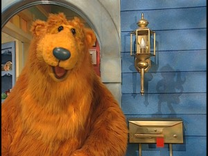 Bear In The Big Blue House Early To Bed Early To Rise
