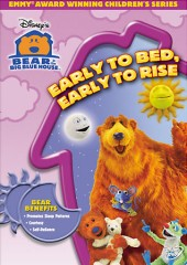 Buy Bear in the Big Blue House: Early to Bed, Early to Rise  from Amazon.com