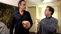 "Brad Garrett (who has nothing to do with ""Bee Movie"") shares a bit of his ideas for a Brad/Bread Movie with Jerry Seinfeld in one of the funnier ""TV Juniors"" pieces."