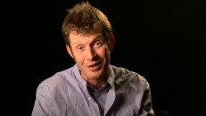 British actor Jason Flemyng shares how he applied for the part of Thomas Button and eventually became aware he got it in one of the Production documentaries.