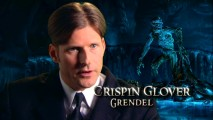 """Beowulf"" reunites quirky actor Crispin Glover with his ""Back to the Future"" director. Glover's performance as the deformed giant Grendel is at the foreground of ""Beasts of Burden: Designing the Creatures of 'Beowulf.'"""