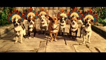 "Papi leads the ""Chihuahua"" a/k/a ""Chihuahua 2002"" sing-along in this Easter Egg original trailer."