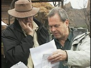 See Terry Gilliam direct in the disc's making-of  featurette.
