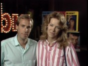 "For a small fee, this couple of the 1980s joined the critics whose praise of ""Big"" made it into TV ads."