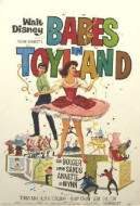 Babes in Toyland (1961) movie poster