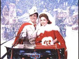 It's lovely weather for a sleigh ride together with Sands & Funicello