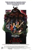 The Black Cauldron (1985) movie poster