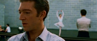 French director Thomas Leroy (Vincent Cassel) observes and critiques his Swan Queen's rehearsal.