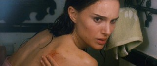Nina (Natalie Portman) has a problem that often leaves her back bloodied.