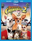 Beverly Hills Chihuahua 2: Blu-ray + DVD cover art