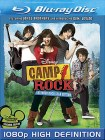 Camp Rock Blu-ray Disc cover art