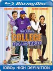 College Road Trip Blu-ray Disc cover art
