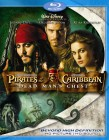 Pirates of the Caribbean: Dead Man's Chest Blu-ray Disc