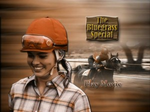 "Bonus features, set up options, and even chapter stops are nowhere to be found on the very basic DVD presentation of ""The Bluegrass Special."""