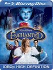 Enchanted Blu-ray Disc cover art