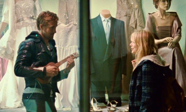In An Instance Staged For Spontaneity, Ryan Gosling And Michelle Williams  Reveal A Secret Talent. CLOSING THOUGHTS. Blue Valentine ...