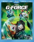G-Force Blu-ray Disc + DVD cover art