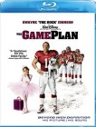 The Game Plan Blu-ray Disc cover art