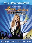 Hannah Montana & Miley Cyrus: The Best of Both Worlds Concert Blu-ray Disc cover art