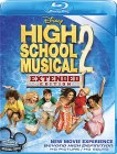High School Musical 2: Extended Edition Blu-ray Disc cover art