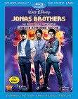 Jonas Brothers: The 3D Concert Experience Blu-ray Disc + DVD cover art