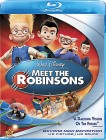 Meet the Robinsons Blu-ray Disc cover art