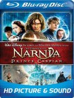 The Chronicles of Narnia: Prince Caspian Blu-ray Disc cover art
