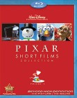 Pixar Short Films Collection Blu-ray Disc cover art