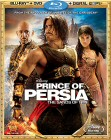 Prince of Persia: The Sands of Time Blu-ray Disc + DVD + Digital Copy cover art