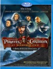 Pirates of the Caribbean: At World's End Blu-ray Disc cover art