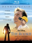 The Rookie Blu-ray Disc cover art