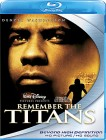 Remember the Titans: Blu-ray Disc cover art