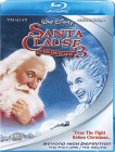 The Santa Clause 3: The Escape Clause Blu-ray Disc cover art