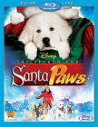 The Search for Santa Paws: Blu-ray + DVD cover art