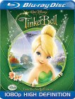 Tinker Bell Blu-ray Disc cover art