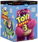 Toy Story Trilogy: Ultimate Toy Box Collection Blu-ray + DVD + Digital Copies cover art
