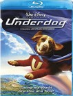 Underdog Blu-ray Disc cover art