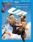 Up Blu-ray Disc + DVD cover art