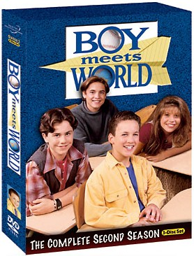 Buy Boy Meets World: The Complete Second Season from Amazon.com