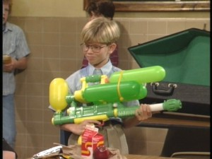 Lee Norris played Stuart Minkus, a character that only lasted one season.
