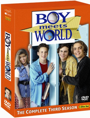 Buy Boy Meets World: The Complete Third Season from Amazon.com