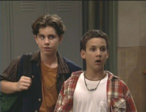 Cory Matthews and Shawn Hunter embark on high school as lowly seventh grade specks.