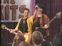 "In ""Band on the Run"", Cory and Shawn really rock John Adams High until they start to actually play."