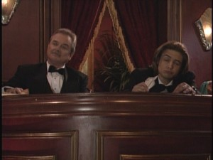 Mr. Feeny and Eric have rawther different reactions to the opera.