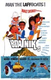 The Boatniks movie poster