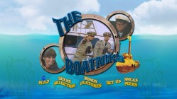 "The menu is 16x9-enhanced, but the movie isn't: ""The Boatniks""' Main Menu screen."