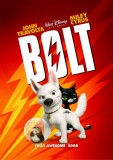 Disney's Bolt movie poster