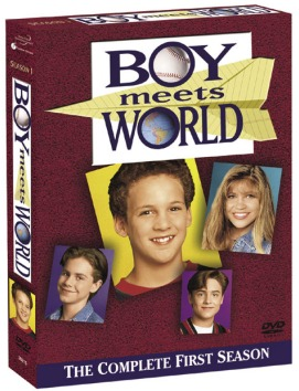 Buy Boy Meets World: The Complete First Season from Amazon.com