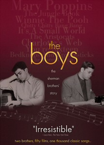 The Boys: The Sherman Brothers' Story DVD cover art